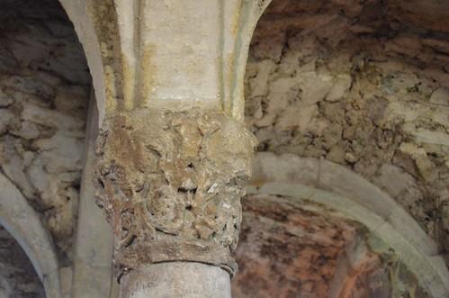Memleben (Saxe-Anhalt), crypte de l'abbatiale - 11