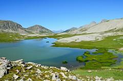 Q2 : Clair comme de l'eau de roche ? (nic( o )) Tags: montagne eau lac hike verdon randonne valdallos lignin hautverdon lacdelignin