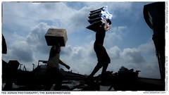 Blue-Sibu2013-3026 (ted adnan) Tags: street sarawak borneo silhoutte sibu manuallabour tedadnan malaysianphotographer directflash offcameraflash brucegilden strobist