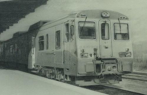 tren grafito