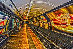 HDR underground