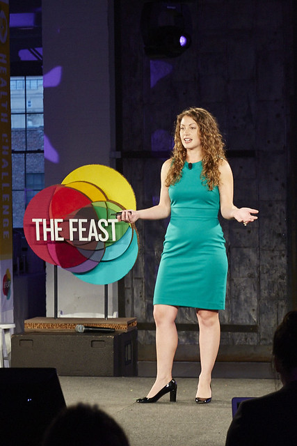 #Feast2013: Debbie Sterling, Founder of GoldieBlox Presenting