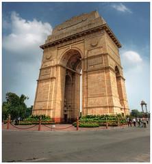 Dehli IND - India Gate Dehli 01