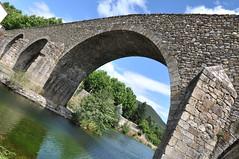 Vieux Pont à Saint-Jean-du- Gard