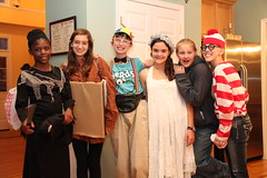 Halloween (LudoV) Tags: halloween lucy claire eva maddy sophia