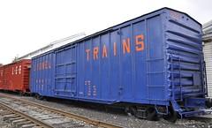North Lima, Ohio (Bob McGilvray Jr.) Tags: railroad train tracks boxcars plw northlimaohio pittsburghlisbonandwesternrailroad