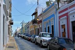 San Juan: Calle del Sol (zug55) Tags: oldsanjuan puertorico sanjuan viejosanjuan antilles sanjuanantiguo calledelsol greaterantilles