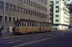 Once upon a time - Hungary - Debrecen / Debreczin (railasia) Tags: hungary sixties debrecen dvb doubletraction routenº4