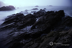 Ghostly (Fluidity Photography) Tags: ca beach landscape nikon tripod 24mm cambria