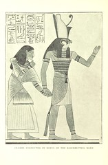 """British Library digitised image from page 230 of """"The Mummy's Dream, an Egyptian story of the Exodus. Written and illustrated by H. B. Proctor"""""""