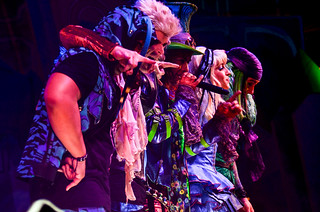 Mad T Party - Band