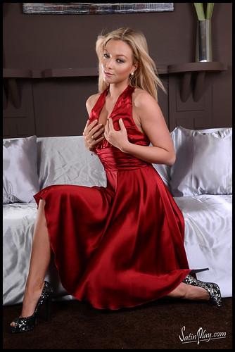 Natalia forrest silky oriental temptress - 5 5