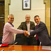 Sarenet prestará servicios en la red neutra de fibra óptica municipal