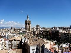Valencia desde la torre de Santa Catalina (2)