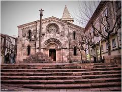 españa spain coruña espanha europa europe monumento galicia galiza iglesias espagne pedra romanico corunna piedra acoruña lacoruña galice ciudadvieja cidadevella igrexas
