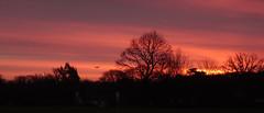 CAPEL SURREY UK (RAZEL DAZEL JOHN MORGAN) Tags: uk panorama sunrise airport angle pano wide over surrey today gatwick capel