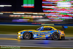 Turner Motorsport Northwest BMW Z4 (autoidiodyssey) Tags: usa night northwest florida tudor bmw 24 z4 daytonabeach daytona rolex rolex24 imsa turnermotorsport uscc markuspalttala augustofarfus danecameron pauldallalana unitedsportscarchampionship 2014rolex24