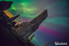 Cris-Xross (Colin Cameron ~ Photography ~) Tags: aurora northernlights isleoflewis ccp calanais callanishstandingstones canon5dmark3 colincameronphotography