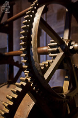 Engranajes (Nanco-Vigo) Tags: salamanca mecnica engranaje