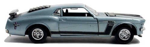 Mattel Sputafuoco Mustang Boss 70