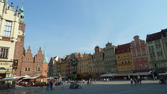 Centrum van Wroclaw