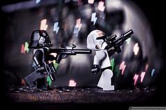 The Thunderbolt Passage (Marc G.C.) Tags: stilllife trooper macro toy starwars lego bokeh galaxy fantasy bolt stormtrooper lightning passage weapons thunderbolt