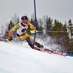 Mitch Smith, Kimberley Night Slalom PHOTO CREDIT: Derek Trussler