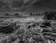 El mar (martin zalba) Tags: sea espaa landscape mar spain asturias paisaje cantbrico gueirua