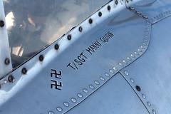 B-17 Sentimental Journey (twm1340) Tags: arizona flying sedona az b17 journey quinn wright boeing sez fortress manny cyclone caf sentimental tsgt b17g tailgunner r1820 4483514 n9323z