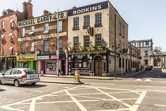 Bodkins Pub + The Hungry Mexican - Bolton Street Dublin