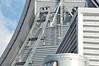 AHS_Leipzig03 (alexander h. schulz) Tags: architecture germany deutschland leipzig augustusplatz sachsen architektur uni universität metall unileipzig aussichtsplatform hermannhenselmann henselmann
