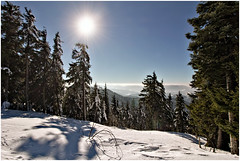 A Black Forest view (FocusPocus Photography) Tags: schnee winter snow germany deutschland view aussicht schwarzwald blackforest badenwuerttemberg schliffkopf schwarzwaldhochstrasse