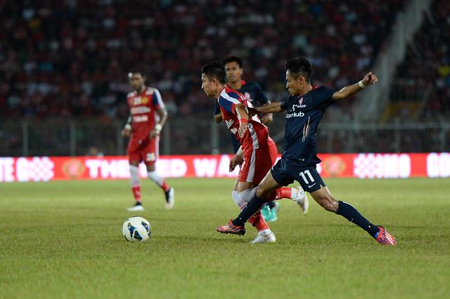 Malaysian Super Leagur 2015: Kelantan FA vs LIONSXII