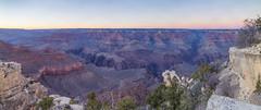 Grand Canyon Sunset - Around Yavapai Point (dlee723) Tags: grandcanyon leicawate sonya7r