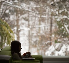 Sick Day | 24/365 {Greenwich Child Photographer} © 2015 Kahn Photography LLC d/b/a/ LOOKING UP PHOTOGRAPHY (LookingUpPhotography) Tags: snow home silhouette sickday kahn 365 sick familyportrait snowday project365 karenkahn lookingupphotography greenwichphotographer lookingupphoto kahnphotography