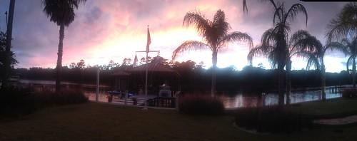 Brig's New Dock in Ponte Vedra, FL
