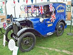 399 Austin Seven Van (1929) (robertknight16) Tags: 1920s austin 7 seven british van enfield whitewebbs fh6084