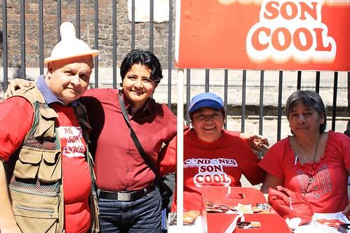 International Condom Day 2015: Mexico