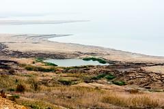 Sinkholes - The Dead Sea (Poupetta) Tags: israel sinkholes thedeadsea