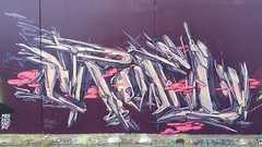 Cruel... (colourourcity) Tags: streetart graffiti awesome melbourne tbk bunsen burner burners cruel wtk streetartaustralia cezarystulgis burncity bigburners colourourcity colourourcitymelbourne