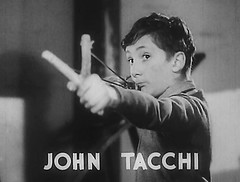 Who was in it - John Tacchi (theirhistory) Tags: uk london film boys kids children toy war wwii kinderen crime gb ww2 jumper 1942 adults catapult villians bfilm johntacchi