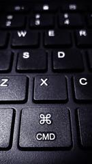 145/365 (2016) (Michael_Soliman) Tags: year6 cameraphone keyboard 2016 commandkey macro project365