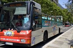AUTOBS TURSTIC - B 6149 NJ - 2016 (Yeagov C) Tags: barcelona bus 1992 catalunya tmb autobs jardinera busturstic 2016 8019 transportsmetropolitansdebarcelona autobsturstic b6149nj nl202man