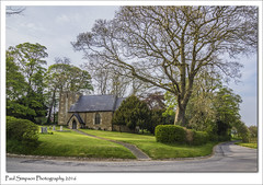 St Nicholas, Cuxwold, Lincolnshire (Paul Simpson Photography) Tags: trees tower religious spring religion lincolnshire stnicholas villagechurch ruralchurch photosof imageof photoof cuxwold westlindsey imagesof sonya77 paulsimpsonphotography may2016 churchesfest16