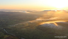 IMG_1151 (ppg_pelgis) Tags: ireland summer sunrise landscape flying northern ppg arial tyrone omagh notadrone