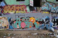 Fresh from Pispala (Thomas_Chrome) Tags: street streetart art wall suomi finland graffiti europe gallery fame can spray nordic tampere legal hof trackside pispala