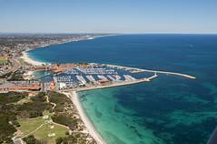 Hillarys Boat Harbour_Western Australia_aerial_DSC2774