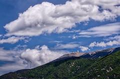 Mont Ventoux (Joaodcn) Tags: blue sky france clouds pentax bleu ciel nuages mont k5 ventoux aficionados montventoux joaodcn pentaxk5