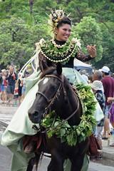 100th Annual King Kamehameha Day Parade (BarryFackler) Tags: life street horse beautiful mammal outdoors island hawaii polynesia princess outdoor being lei celebration event tropical bigisland tradition rider pau equestrian kona molokai kailuakona 2016 domesticanimal konacoast hawaiicounty horsewoman pauskirt aliidrive hawaiiisland hawaiianculture sandwichislands kingkamehamehaday paurider westhawaii kukuinutlei hawaiianhistory northkona hawaiianheritage kingkamehamehadayparade barryfackler barronfackler pauprincess pauprincessofmolokai 100thannualkingkamehamehadayparade princesscheyennefuerte cheyennefuerte