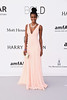CAP D'ANTIBES, FRANCE - MAY 19: Ebonee Davis arrives at amfAR's 23rd Cinema Against AIDS Gala at Hotel du Cap-Eden